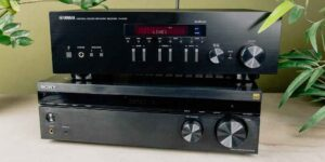 Best AV Receiver with Phono Input
